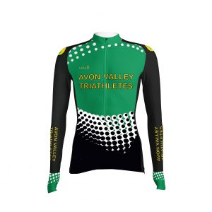 Protected: Avon Valley Triathletes- racefit long sleeve jersey