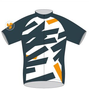 16-16 Cycling Club – racefit short sleeved jersey