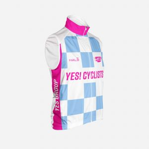 Protected: Yes – Gilet Racefit – no pockets